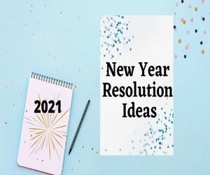 6 Best New Year Resolution Ideas For 2021