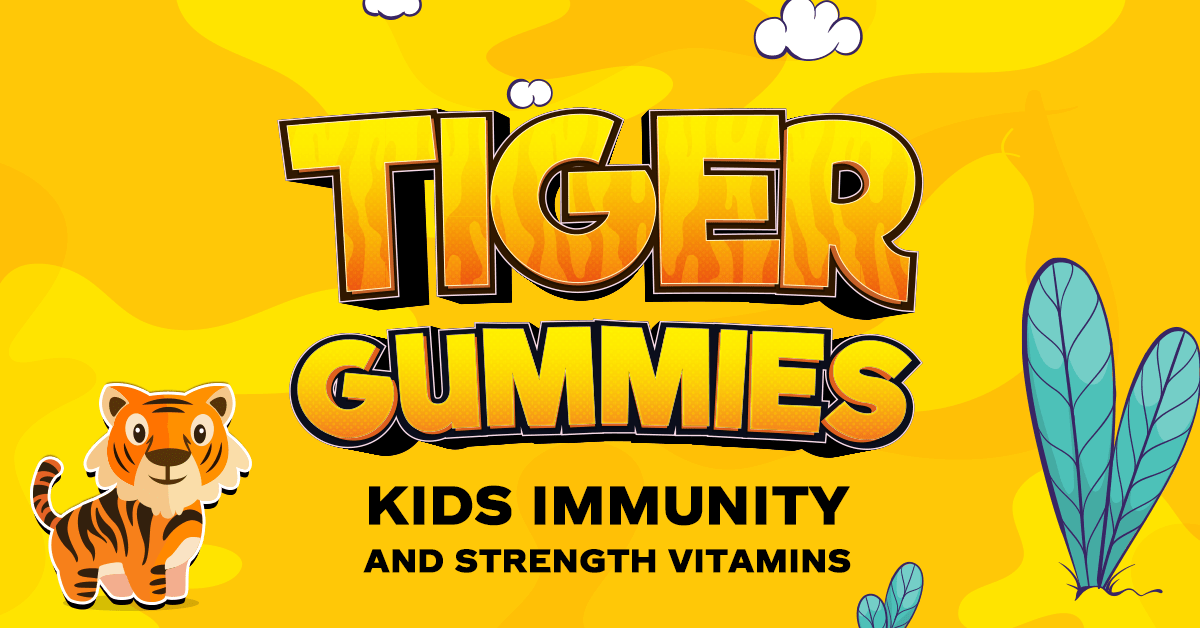 Tiger Gummies: Good Health Can Save You Money!