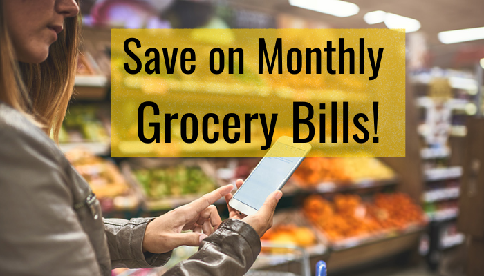 Top 5 Gift Cards To Save on Monthly Grocery Bills!