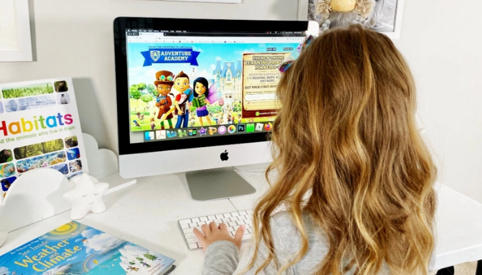 Take your Kid's Learning To A Whole New Level with Adventure Academy!