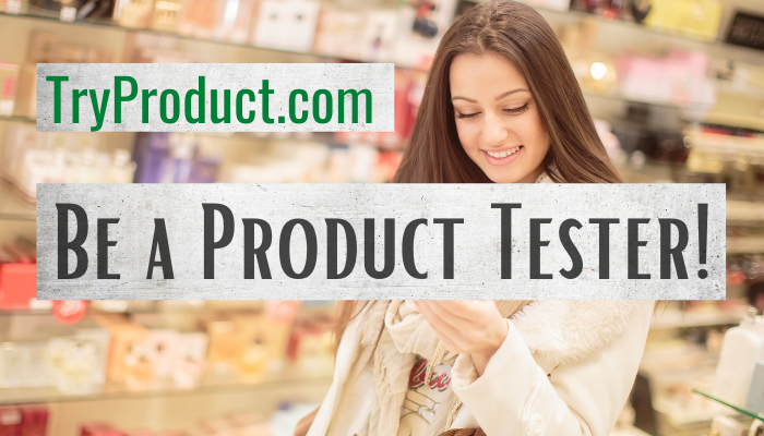 TryProducts.com: Try out Products for FREE!